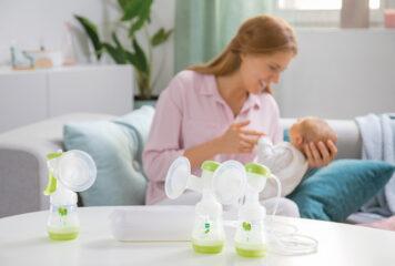 Elektrische oder manuelle Milchpumpe: Welche ist die Richtige?