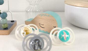 Mit dem passenden Nuggi Zahnfehlstellungen beim Baby vorbeugen