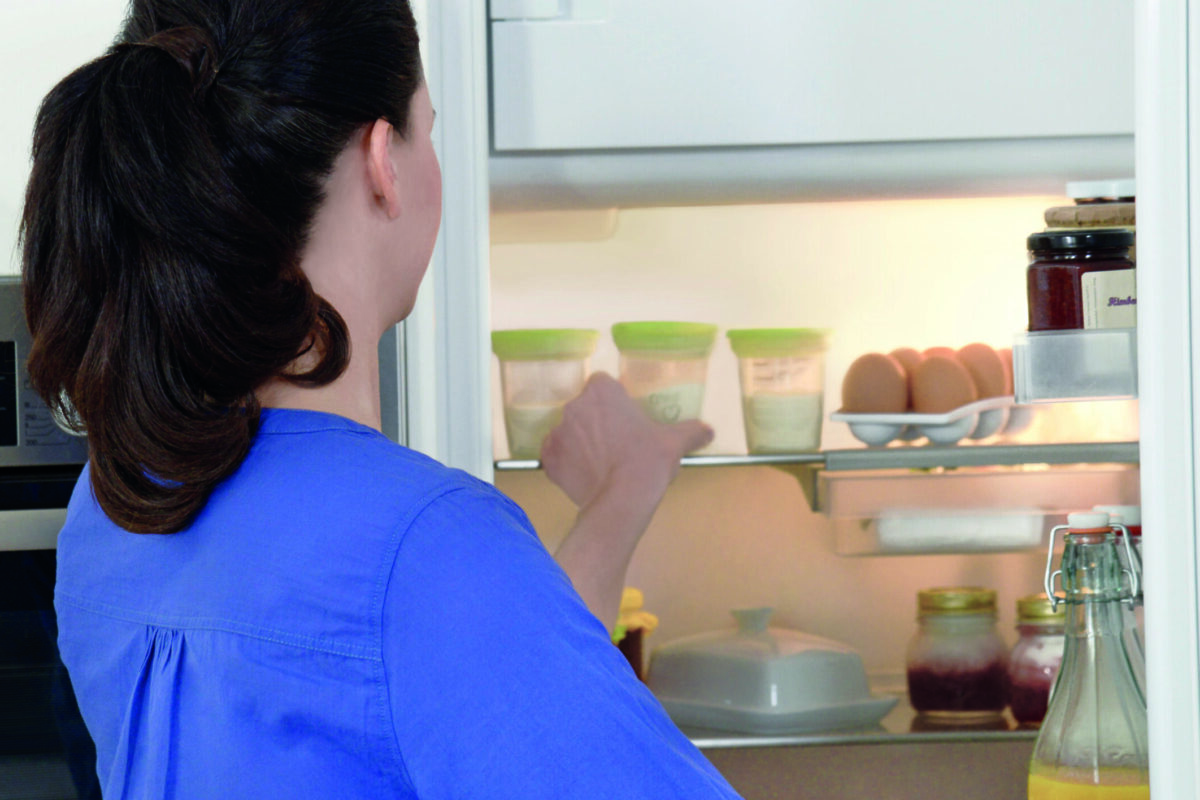 Muttermilch optimal aufbewahren: Unsere 5 Tipps