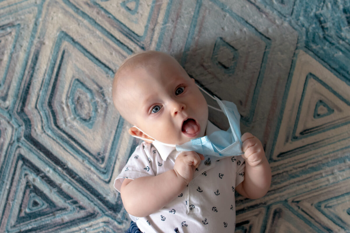Covid-19 und mein Baby: Was muss ich wissen?